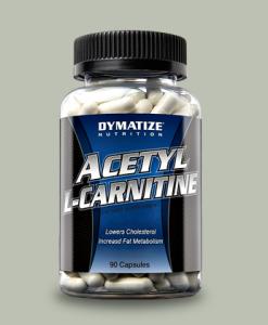 ACETYL L-CARNITINA 90 capsule di Dymatize su integratorisportebenessere.it