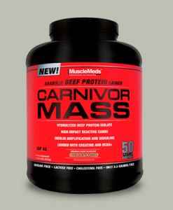Carnivor Mass 2590 grammi di MuscleMeds su integratorisportebenessere.it