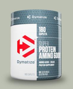 Super Protein Amino 6000 180 capsule di Dymatize su integratorisportebenessere.it