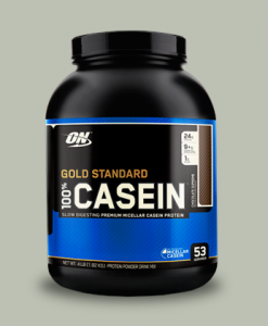 100% GOLD STANDARD CASEIN 1,8 KG di OPTIMUM NUTRTION su integratorisportebenessere.it