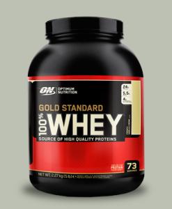 100% Gold Standard Whey 2270 grammi di Optimum Nutrition su integratorisportebenessere.it