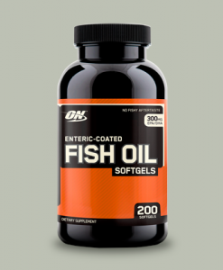 ENTERIC COATED FISH OLI 100 softgels di OPTIMUM NUTRTION su integratorisportebenessere.it