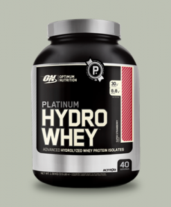 Platinum Hydrowhey 1580 grammi di Optimum Nutrition su integratorisportebenessere.it
