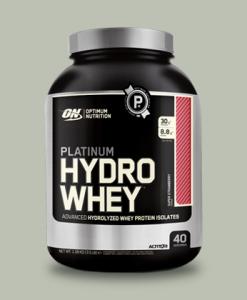 Platinum Hydrowhey 1580 grammi di Optimum Nutrition su integratorisportebenessere.it