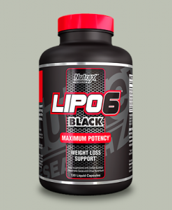 LIPO-6 BLACK 120 capsule di Nutrex Research su integratorisportebenessere.it