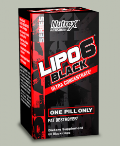 LIPO-6 BLACK ULTRA CONCENTRATE 60 CAPSULE su integratorisportebenessere.it