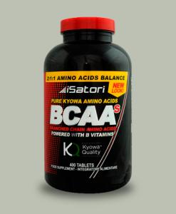 BCAA KYOWA 400 cps di iSatori su integratorisportebenessere.it