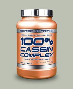 100% CASEIN COMPLEX 920 GRAMMI di Scitec Nutrition su integratorisportebenessere.it