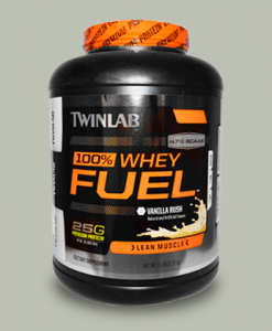 100% WHEY FUEL 2,27 KG0 di TWINLAB su integratorisportebenessere.it