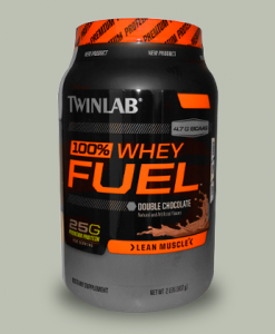 100% WHEY FUEL 908 grammi di Twinlab su integratorisportebenessere.it