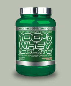 100% WHEY ISOLATE 700 grammi di Scitec Nutrition su integratorisportebenessere.it
