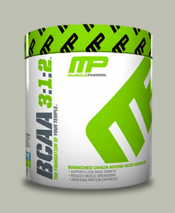 BCAA 3:1:2 Powder 215 grammi di Musclepharm su integratorispoertebenessere.it