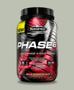 PHASE8 Performance Series 908 grammi di Muscletech su integratorisportbenessere.it