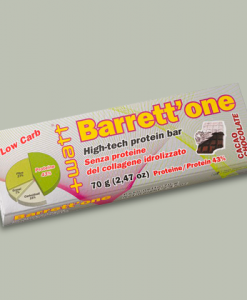 Barrett One 70 grammi di +Watt Nutrition su integratorisportebenessere.it
