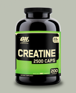 CREATINE 2500 CAPS 200 capsule di Optimum Nutrition su intehratorisportebenessere.it