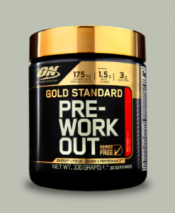 Gold Standard Pre Workout 300 grammi di Optimum Nutrition su integratorisportebenessere.it