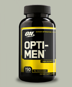 Opti-men 150 capsule di optimum nutrition su integratorispoertebenessere.it