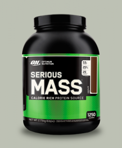 Serious Mass 2,73 kg di Optimum Nutrition su integratorisportebenessere.it