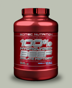 100% HYDROLYZED BEEF ISOLATE PEPTIDES 1,8 kg di Scitec Nutrition su integratorisportebenessere.it