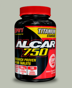 ALCAR 750 mg 100 capsule di SAN Nutrition su integratorisportebenessere.it