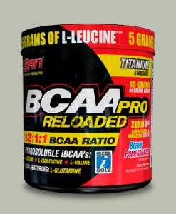 BCAA PRO RELOADED 444 grammi di San Nutrition su integratorisportebenessere.it