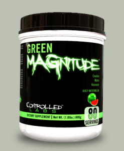 GREEN MAGNITUDE 800 grammi di Controlled Labs su integratorisportebenessere.it
