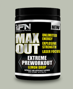 MAX OUT 243 grammi di iForce Nutrition su integratorisportebenessere.i