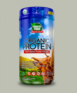 ORGANIC PROTEIN 990 grammi di Nature Foods su integratorisportebenessere.it