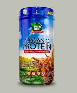 ORGANIC PROTEIN 990 grammi di Nature Foods su integratorisportebenessere.it