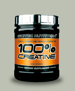 CREATINA 100% PURE 500 GRAMMI di Scitec Nutrition su integratorisportebenessere.it