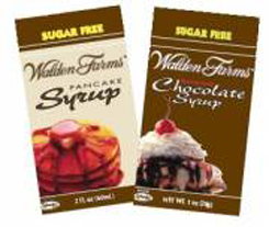 PANCAKE PACKETS SYRUP 6x60 ML