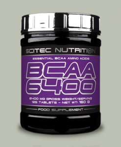 BCAA 6400 125 CAPSULE di Scitec Nutrition su integratorisportebenessere.it