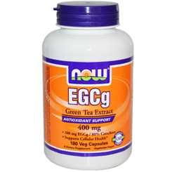 EGCg GREEN TEA EXTRACT 180 CAPSULE