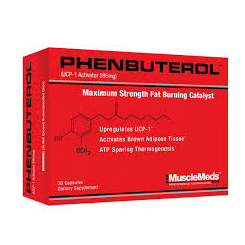 PHENBUTEROL 30 COMPRESSE