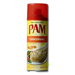 PAM OIL SPRAY 340 GRAMMI