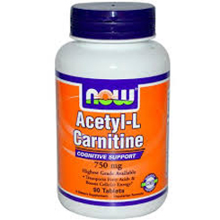 ACETYL L-CARNITINA 750 MG 90 CAPSULE