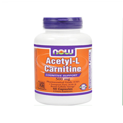 ACETYL L-CARNITINA 500 MG 50 CAPSULE