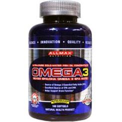OMEGA 3 EPA/DHA 180 SOFTGELS