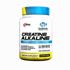 CREATINE ALKALINE 120 CAPSULE