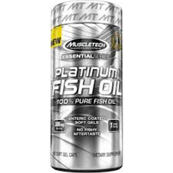 ESSENTIAL PLATINUM 100% FISH OIL 100 CAPSULE