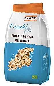 FIOCCHI DI RISO INTEGRALE BIO 500 GRAMMI