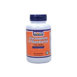 GLUCOSAMINA + CONDROITINA + MSM 90 CAPSULE