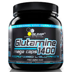 GLUTAMINE 1400 MEGA CAPS 300 COMPRESSE