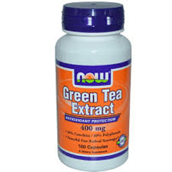 GREEN TEA EXTRACT 400 MG 100 CAPSULE
