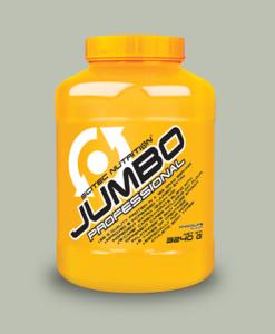 JUMBO PROFESSIONAL 3240 grammi di Scitec Nutrition su integratorisportebenessere.it
