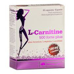 L-CARNITINE 500 FORTE PLUS 60 COMPRESSE