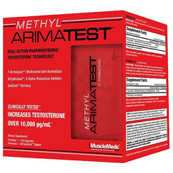 METHYL ARIMATEST 180 CAPSULE