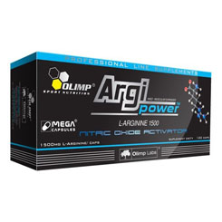 ARGI POWER 1500 MEGA CAPS 120 CAPSULE