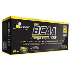 OLIMP BCAA MEGA CAPS 120 CAPSULE