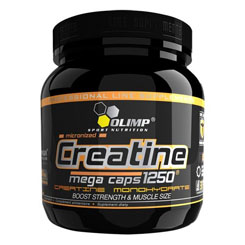 OLIMP CREATINE MEGA CAPS 1250 MG 400 CAPSULE